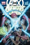 Avengers Academy #31 cover by Giuseppe Camuncoli