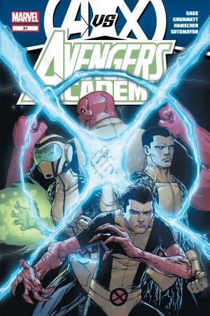 Avengers Academy (2010) #31