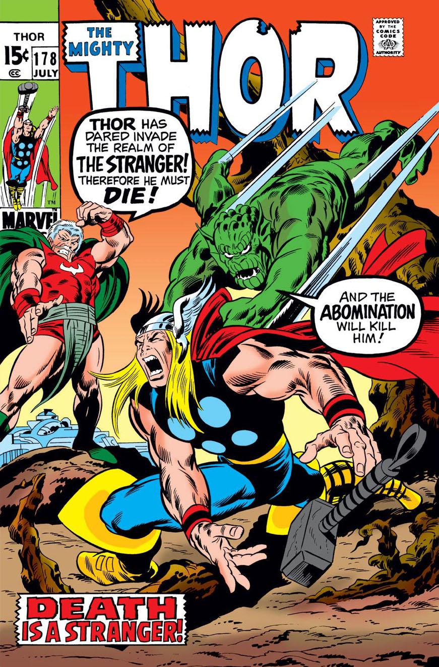 Thor (1966) #178