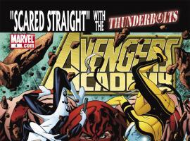 Avengers Academy (2010) #4
