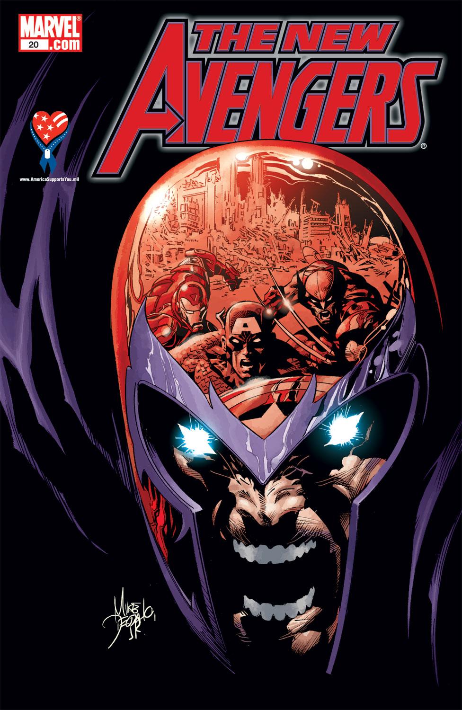 New Avengers (2004) #20