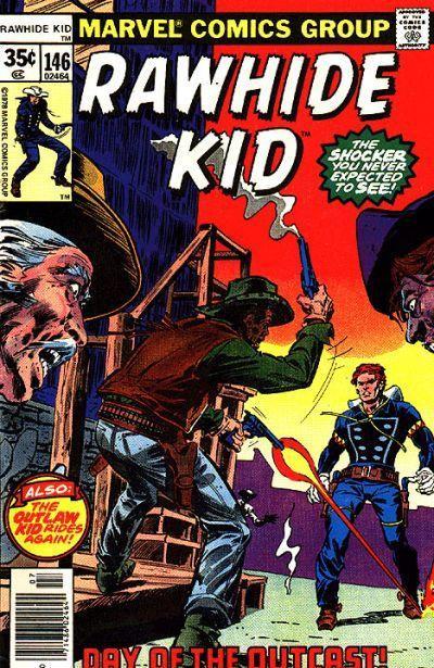 Rawhide Kid (1955) #146