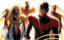 Avengers Vs. X-Men #6 art by Olivier Coipel