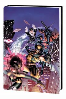 Astonishing X-Men (Hardcover)