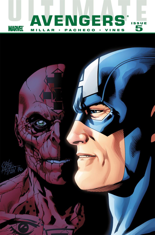 Ultimate Avengers (2009) #5