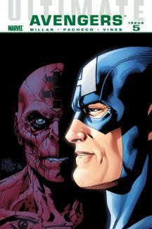 Ultimate Comics Avengers #5