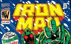Iron Man (1968) #315 Cover