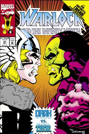 Warlock and the Infinity Watch (1992) #21