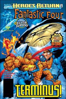 Fantastic Four (1998) #4
