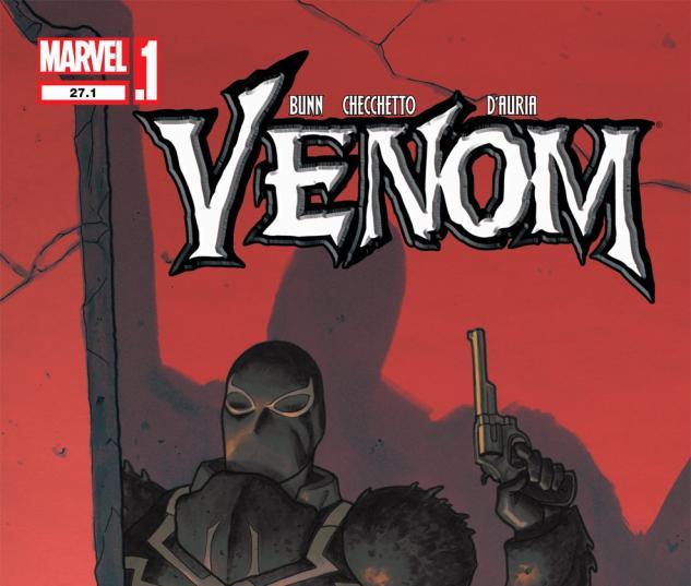 Venom (2011) #27.1 Cover