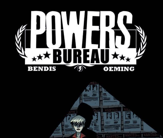 POWERS: BUREAU 2