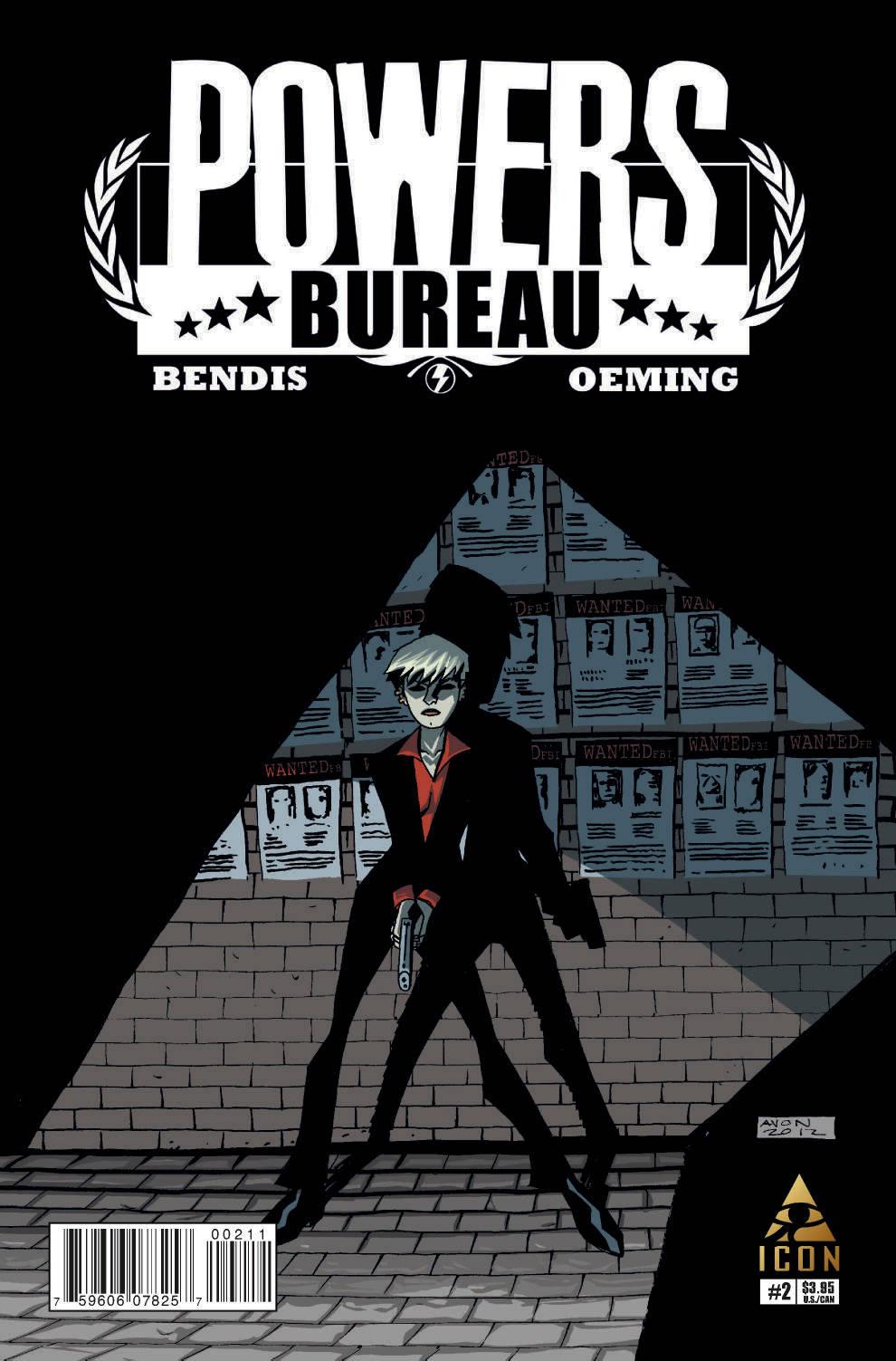 Powers: Bureau  (2012) #2
