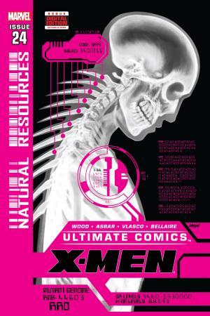 Ultimate Comics X-Men (2010) #24