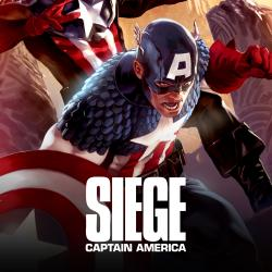 Siege: Captain America (2010)