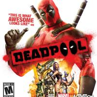Deadpool Shows Off His Box Art