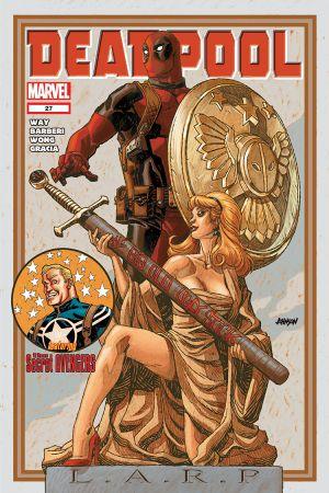 Deadpool (2008) #27