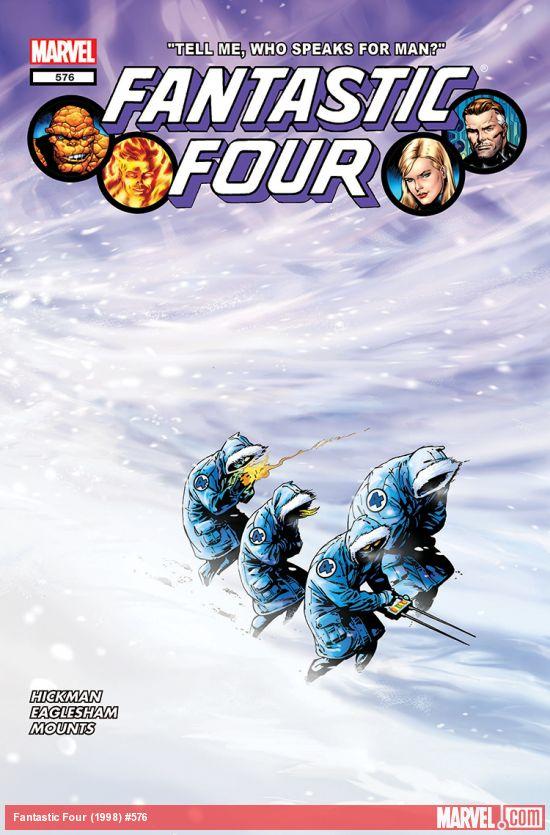 Fantastic Four (1998) #576