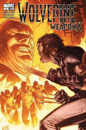 Wolverine Weapon X (2009) #5