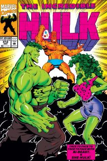 Incredible Hulk (1962) #412