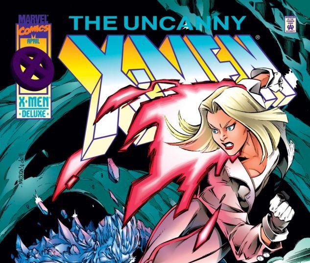 Uncanny X-Men (1963) #331 Cover