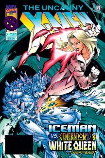 Uncanny X-Men (1963) #331