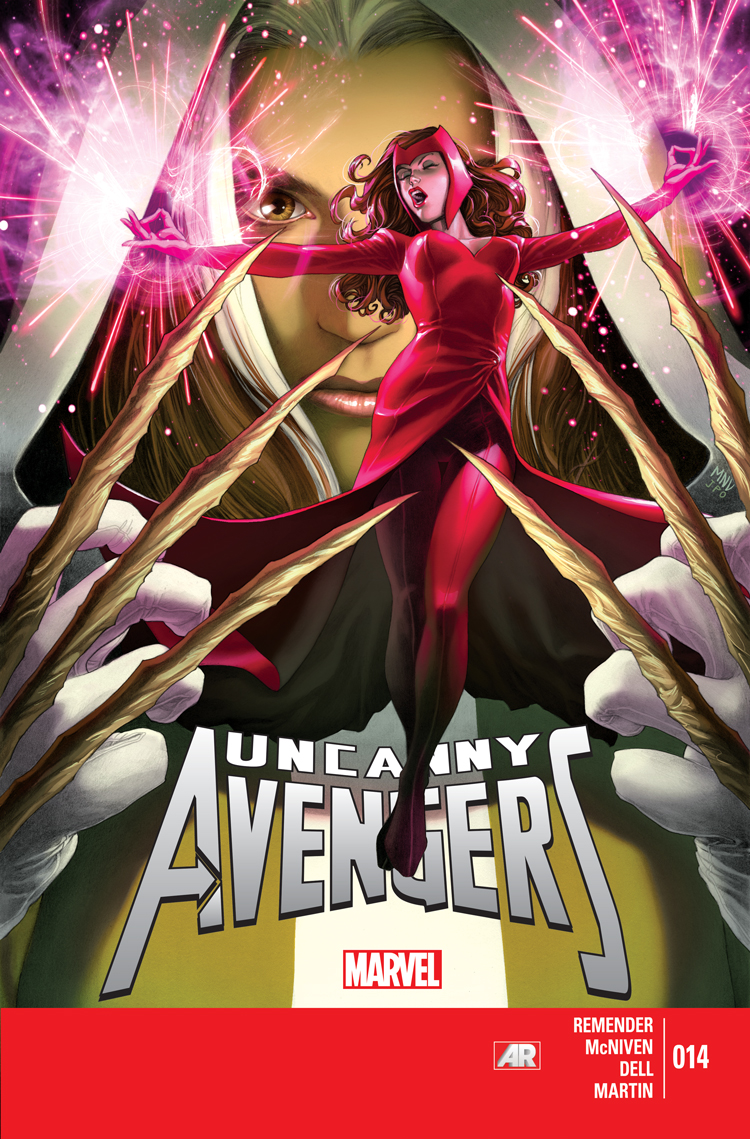 Uncanny Avengers (2012) #14