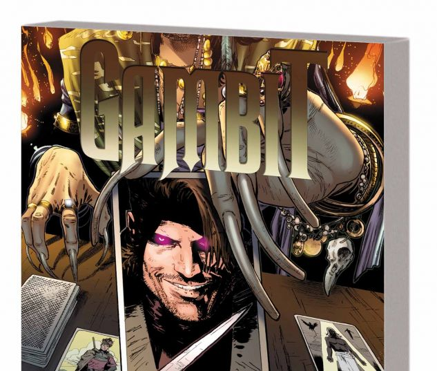 GAMBIT VOL. 3: KING OF THIEVES TPB (MARVEL NOW)