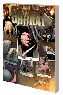 GAMBIT VOL. 3: KING OF THIEVES TPB (MARVEL NOW) (Trade Paperback)