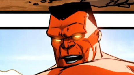 Marvel AR: Red Hulk Talks