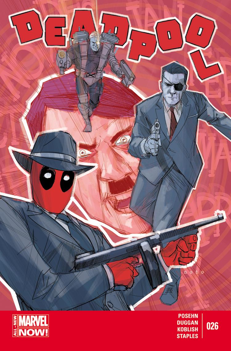 Deadpool (2012) #26