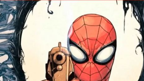 Marvel AR: Superior Spider-Man #6 Cover Recap