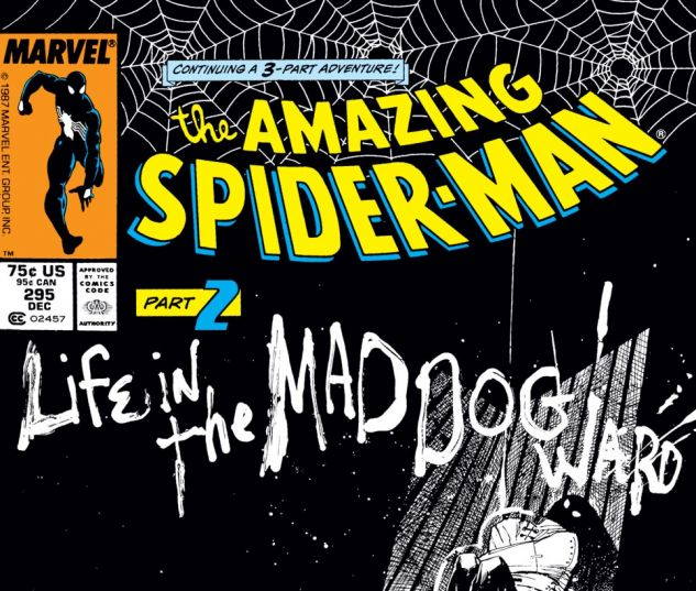 Amazing Spider-Man (1963) #295 Cover