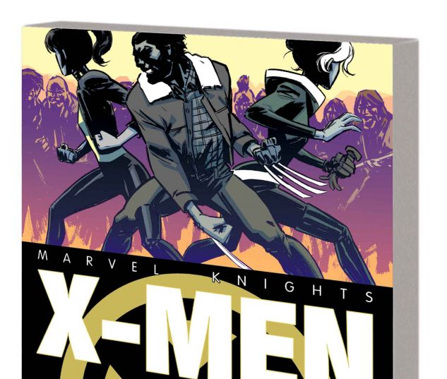 MARVEL KNIGHTS: X-MEN - HAUNTED TPB
