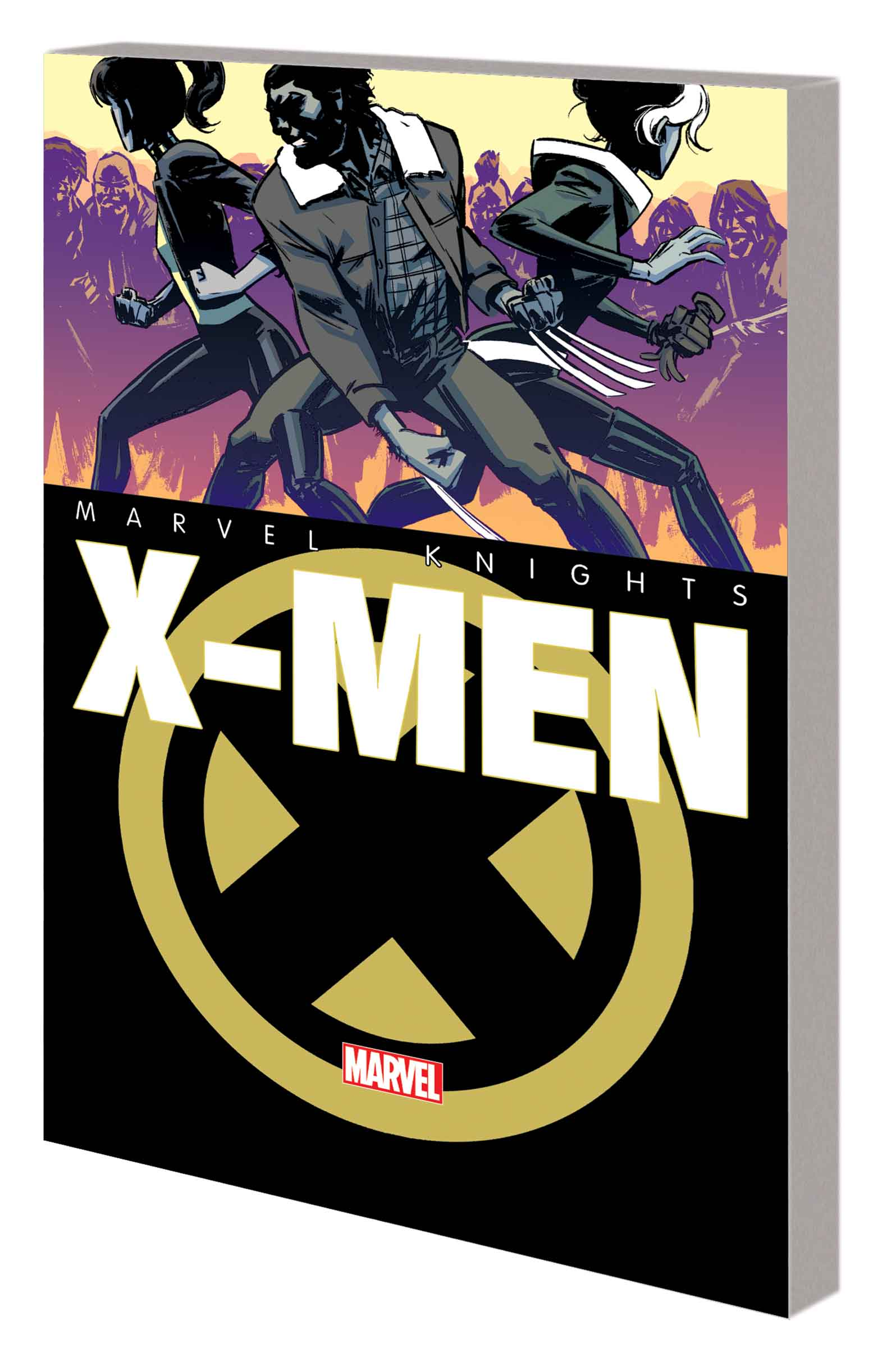 MARVEL KNIGHTS: X-MEN - HAUNTED TPB (Trade Paperback)