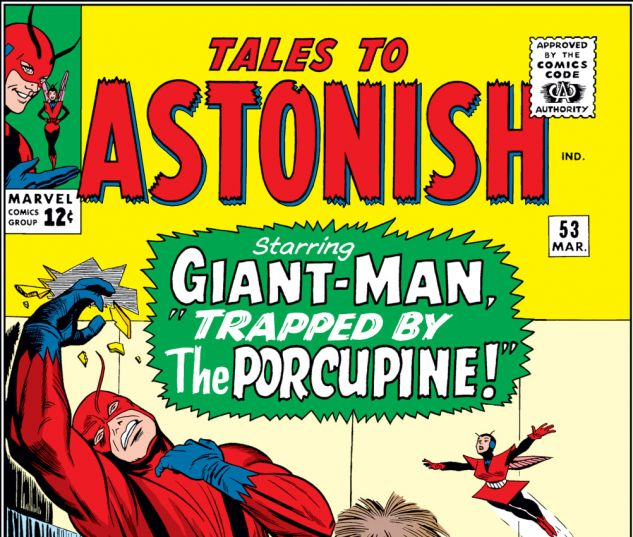 Tales to Astonish (1959) #53 Cover