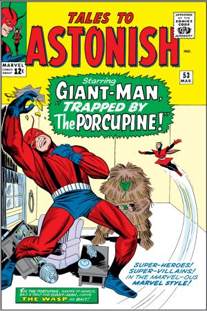 Tales to Astonish #53