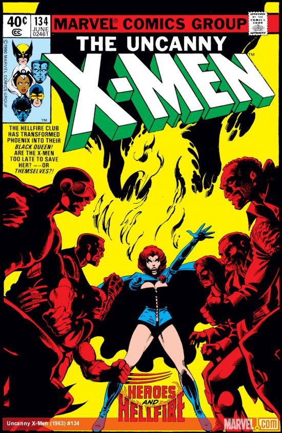 Uncanny X-Men (1963) #134