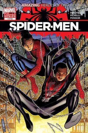 Spider-Men #1