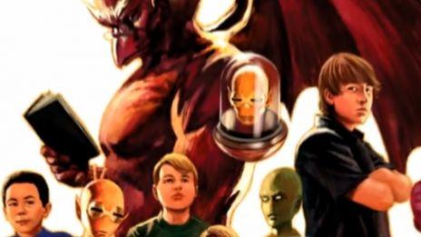 Marvel AR: FF #1 Cover Recap