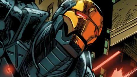Marvel AR: Kieron Gillen on What's Next for Tony