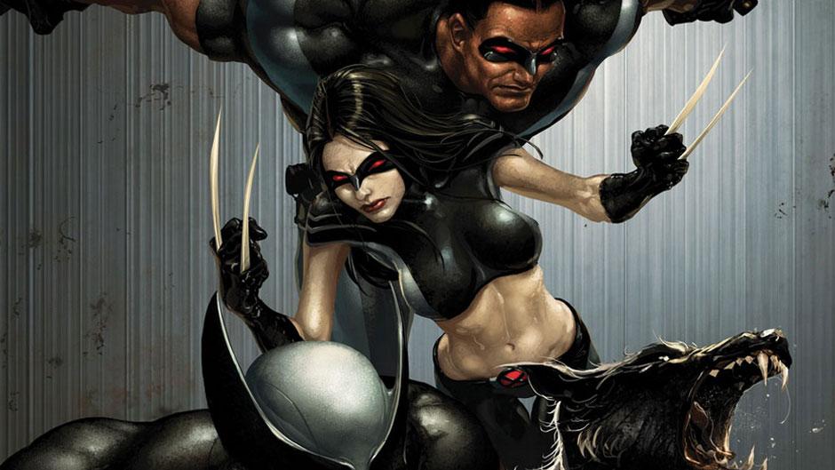 X 23 Marvel X-23 And Wolverine 5 Team-Ups