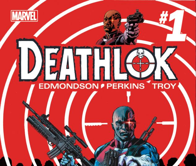 DEATHLOK 1 (WITH DIGITAL CODE)