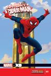 MARVEL UNIVERSE ULTIMATE SPIDER-MAN 31