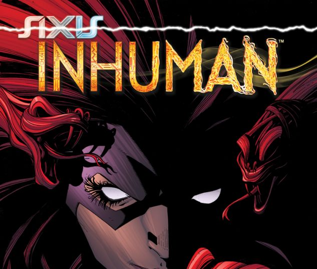 INHUMAN 9 (AX, WITH DIGITAL CODE)