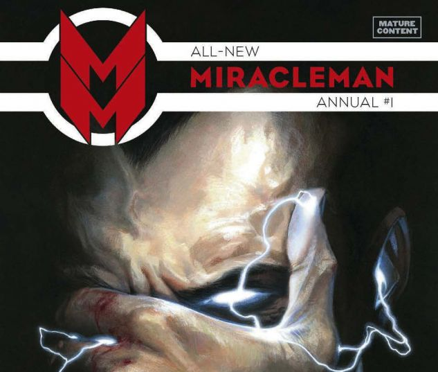 ALL-NEW MIRACLEMAN ANNUAL 1 (POLYBAGGED)