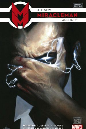 All-New Miracleman Annual (2014) #1
