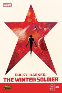 Bucky Barnes: Winter Soldier #4