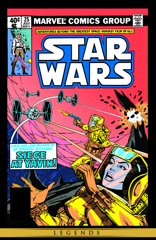 Star Wars (1977) #25