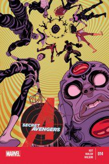 Secret Avengers (2014) #14