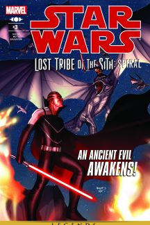 Star Wars: Lost Tribe Of The Sith - Spiral #3